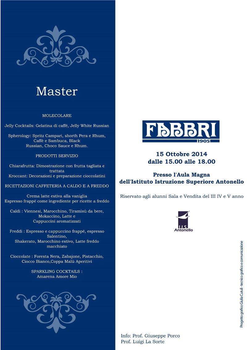 fabbri master